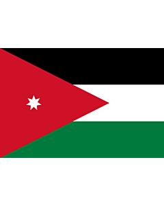 Flag: Jordan