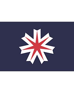 Flag: Hokkaidō