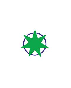 Flag: Aomori Prefecture