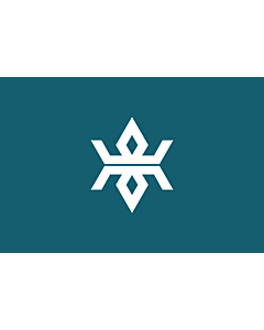 Flag: Iwate Prefecture