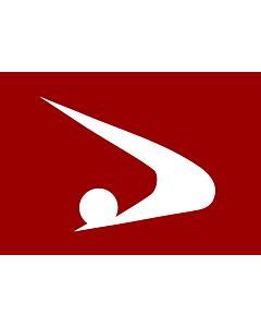 Flag: Akita Prefecture