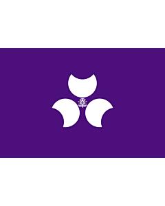 Flag: Gunma Prefecture