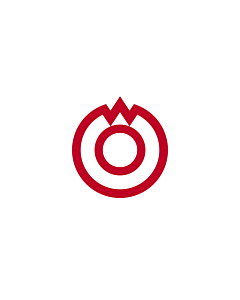 Flag: Yamaguchi Prefecture