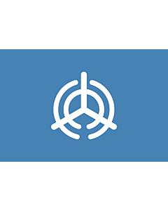 Flag: Ōita Prefecture