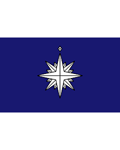 Flag: Ensign of the Japanese Coast Guard