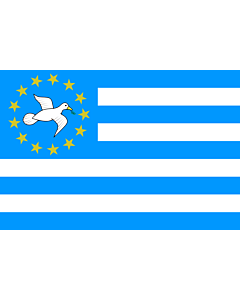 Flag: Federal Republic of Southern Cameroons
