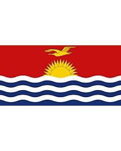 Flag: Kiribati