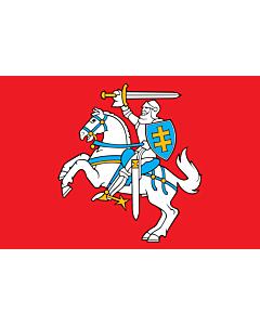 Flag: Lithuania