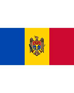Flag: Moldova
