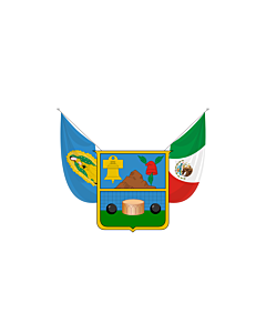 Flag: Hidalgo