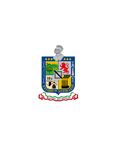 Flag: Nuevo León