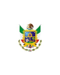 Flag: Querétaro