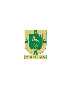 Flag: Yucatán