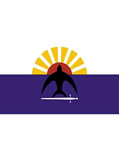 Flag: Cozumel, Quintana Roo, Mexico