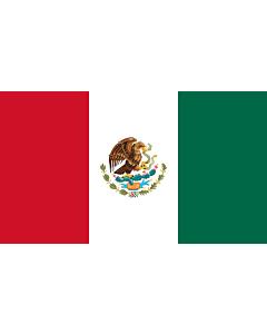 Flag: Mexico  reverse