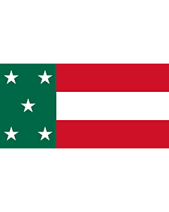 Flag: Republic of Yucatan