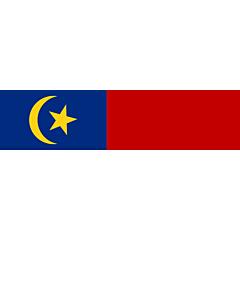 Flag: Malacca