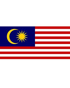 Flag: Malaysia