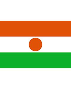 Flag: Niger