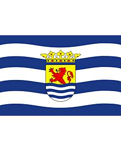 Flag: Zeeland