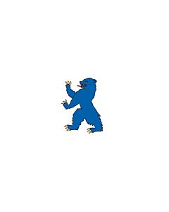 Flag: Buskerud