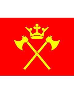 Flag: Hordaland