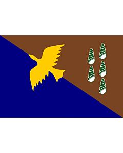 Flag: Manus, province of Papua New Guinea