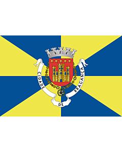 Flag: Bragança District