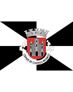 Flag: Castelo Branco Distric