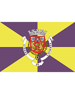 Flag: Coimbra District