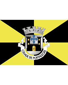 Flag: Portalegre District