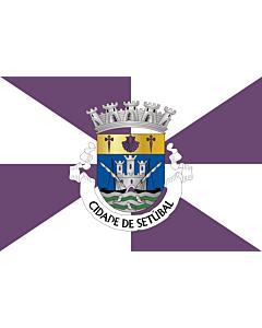 Flag: Setúbal District