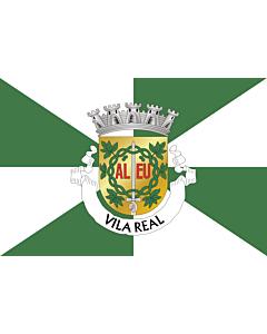 Flag: Vila Real District