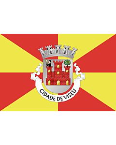 Flag: Viseu District