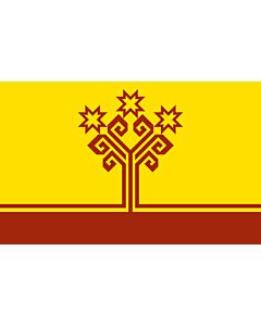 Flag: Chuvash