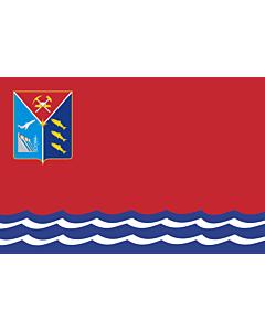Flag: Magadan Oblast