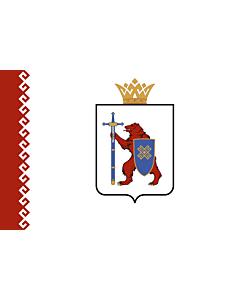 Flag: Mari El