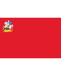Flag: Moscow Oblast
