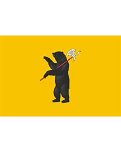 Flag: Yaroslavl Oblast