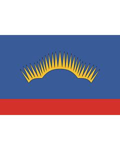 Flag: Murmansk Oblast
