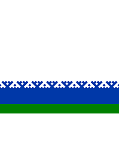 Flag: Nenets Autonomous Okrug