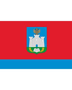 Flag: Oryol Oblast