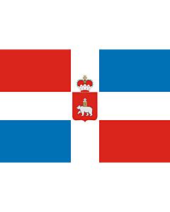 Flag: Perm Krai
