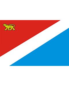 Flag: Primorsky Krai