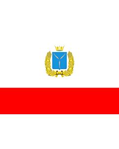Flag: Saratov Oblast