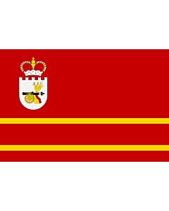 Flag: Smolensk Oblast