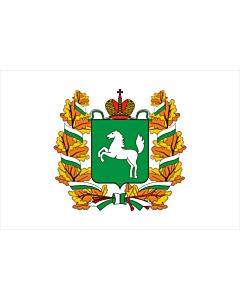 Flag: Tomsk Oblast