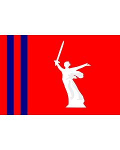 Flag: Volgograd Oblast