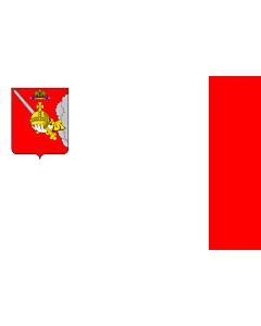 Flag: Vologda Oblast