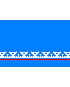 Flag: Yamalo-Nenets Autonomous Okrug